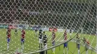 Costa Rica VS USA 3-1 Final (Partido Eliminatorio) Hexagonal Concacaf Brazil 2014