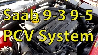 Saab 9-3 and 9-5: Checking the PCV system version - Trionic Seven Quick Tip