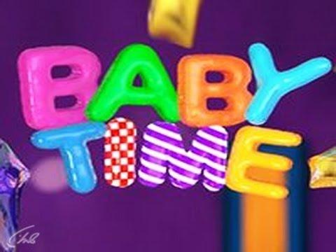 смотреть детские клипы беби тайм