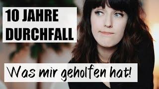 10 JAHRE DURCHFALL I DAS HAT MIR GEHOLFEN