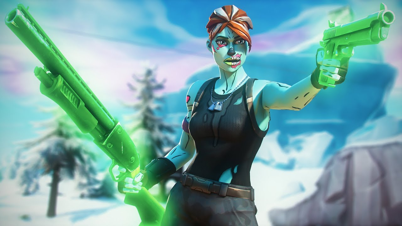 Only One Can Survive Source Barabulyko Youtube: I Can ONLY Use Green WEAPONS In Fortnite... (kinda Easy