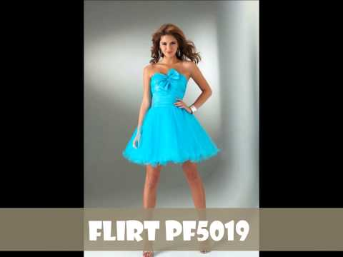 Flirt PF5019 @ Prom Dress Shop From Prom Dress Shop