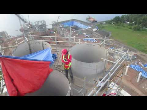 Flue Cans @ Minergy Project, Balingasag Misamis Oriental