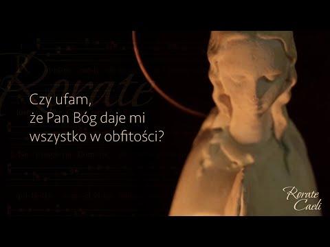 #RorateCaeli - środa, 2 grudnia - Zdumienie