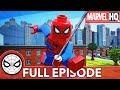 LEGO Marvel Spider-Man: Vexed By Venom   FULL EPISODE