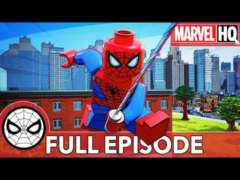 lego-marvel-spider-man:-vexed-by-venom-|-full-episode