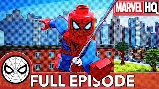 LEGO Marvel Spider-Man: Vexed By Venom | FULL EPISODE