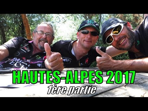Hautes-Alpes 2017 #1 (Team MICH PÊCHE)