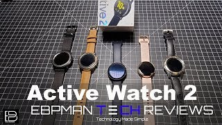 NEW 2019 Samsung Galaxy Watch Active 2 | Unboxing & Comparison