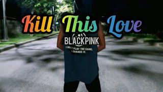 BLACKPINK - 'Kill This Love' (Choreography) DANCE || FITNESS || ZUMBA || At Balikpapan