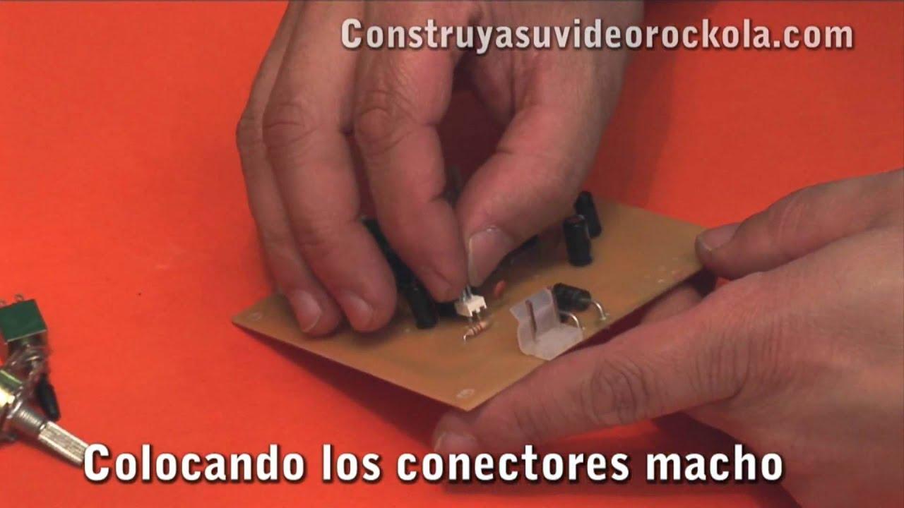 Curso Ensamble Un Amplificador De 30w Parte 1 Youtube Low Cost 221520 Watt Stereo Amplifier By Tda2005