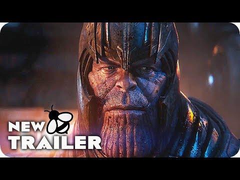Play AVENGERS 4: ENDGAME Thanos Countdown Spot & Trailer (2019) Infinity War 2