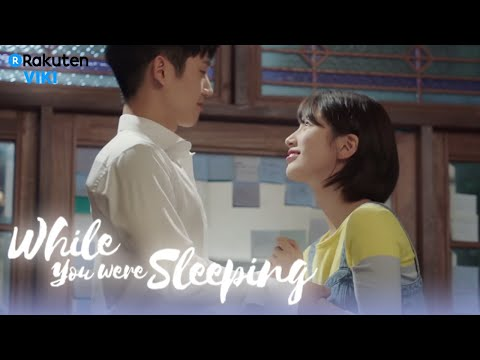 While You Were Sleeping - EP11   Lee Jong Suk's Imagination in Suzy's Room [Eng Sub]