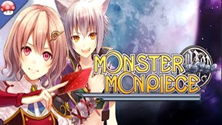 Monster Monpiece gameplay PC HD [1080p 60fps] Steam