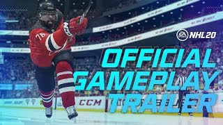 NHL 20 | Official Gameplay Trailer