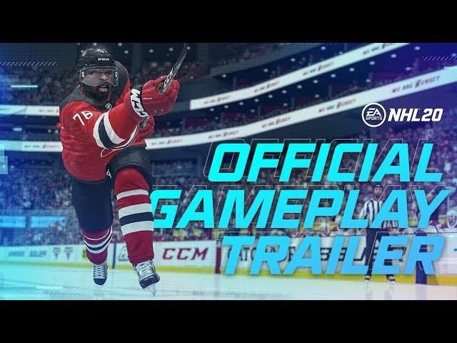 NHL 20 (видео)