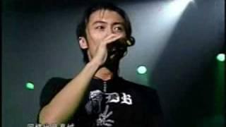 nicholas tse 謝霆鋒-玉蝴蝶(世紀預言演唱會)