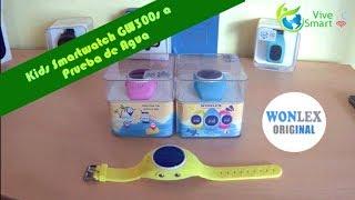 El Mejorado GW300S Reloj Teléfono Localizador GPS para Niños