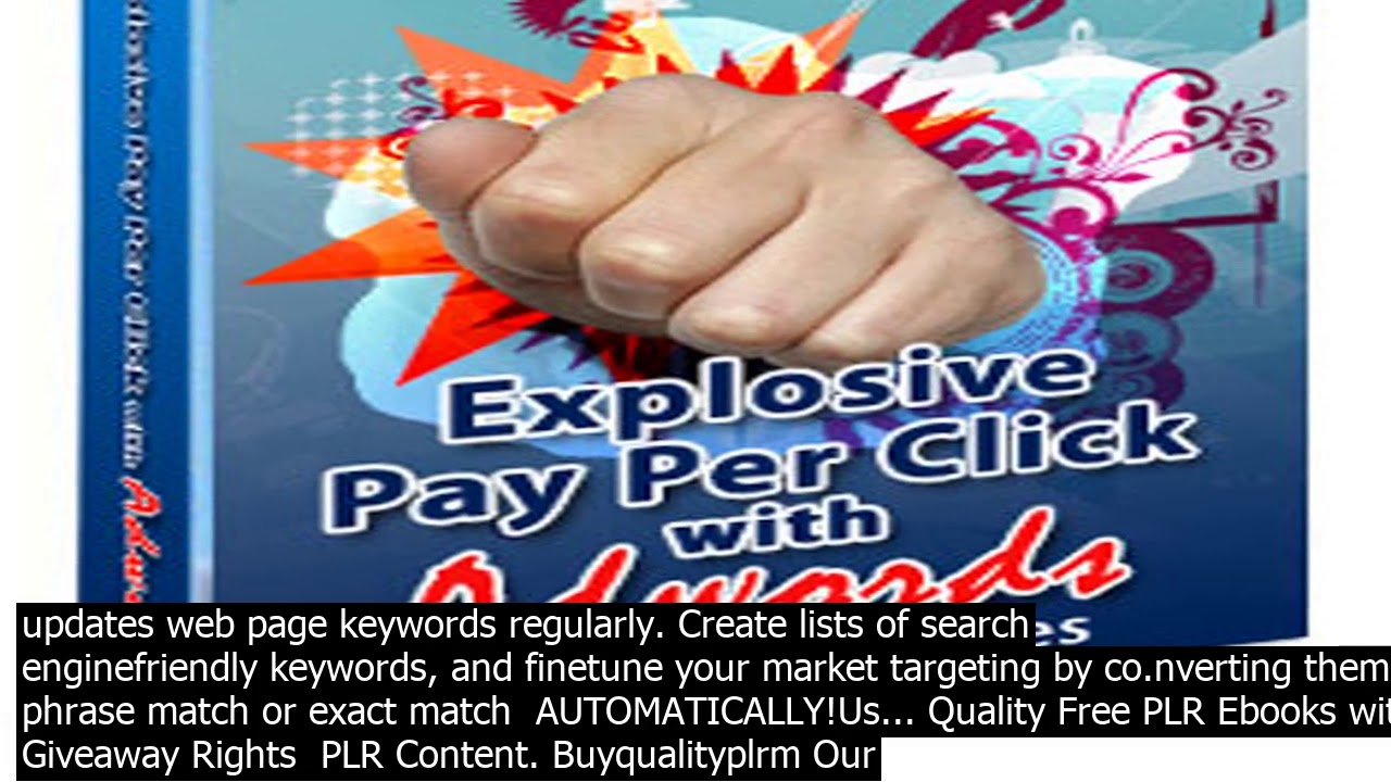 Ebooks With Give Away Rights Keywords Automatically Rotate Multiple Titles Descriptions An Youtube