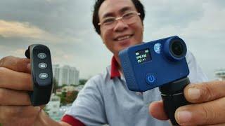 Mua Camera hành trình giá 2 triệu nhưng chống rung quá ổn - SC-1 Plus