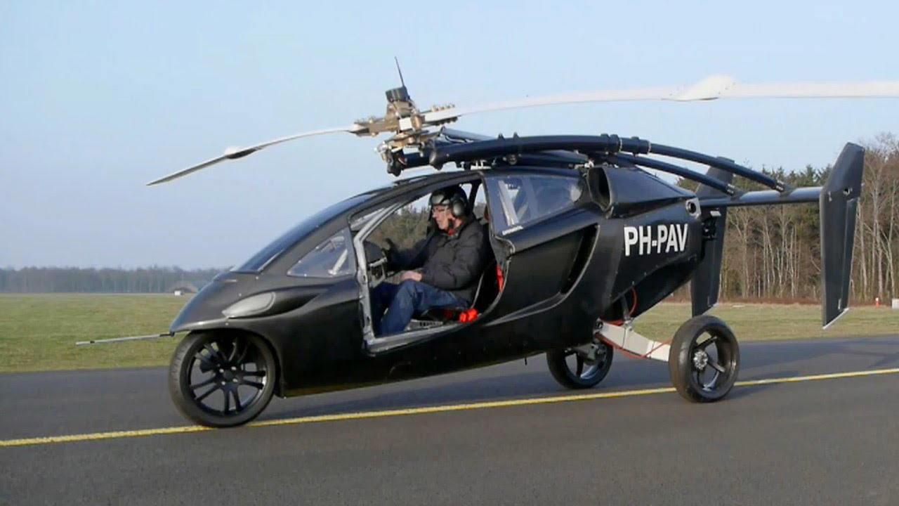Car Copter Price