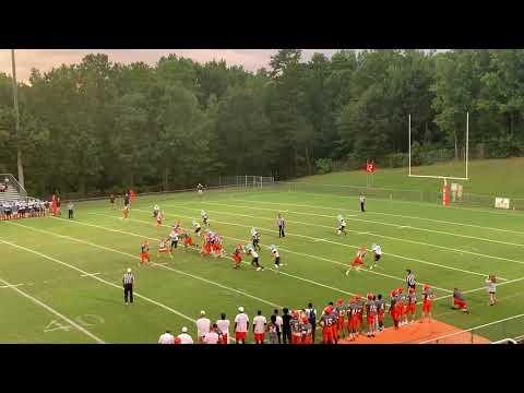 Mauldin High School JV Touchdown 2019