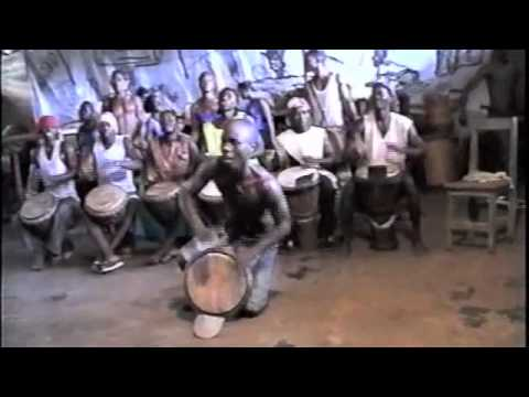 Dance and Music School in Conakry, Guinea (Part 4)