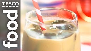 How To Make Iced Coffee With Ice Cubes | Tesco Food