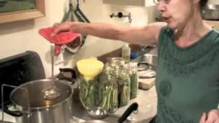 Granny's Pickled Beans