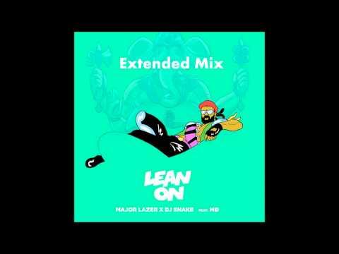 Major Lazer & DJ Snake feat. MØ - Lean On [Extended Version]