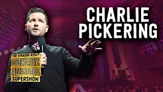 Charlie Pickering - Opening Night Comedy Allstars Supershow 2018