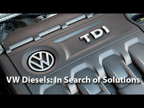 VW Diesels: In Search of Solutions - Autoline This Week 2009