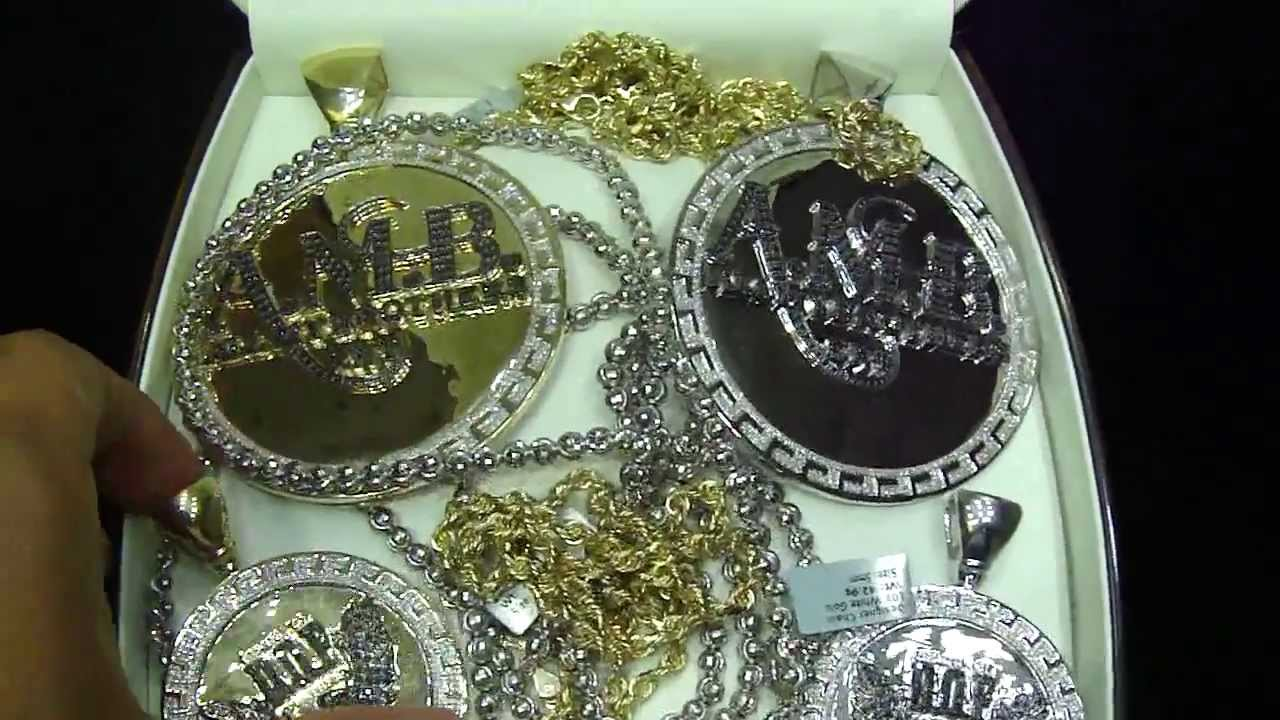pendant custom today of gold master watch us youtube call bling diamond real