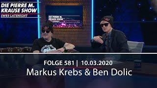 Pierre M. Krause Show vom 10.03.2020 mit Markus und Ben