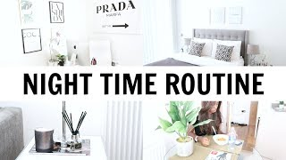 NIGHT ROUTINE & HOME TOUR & FEMALE ENTREPRENEUR | Style With Substance