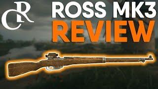 PERFECT SNIPER Ross MK3 Weapon REVIEW Battlefield 1 Apocalypse DLC