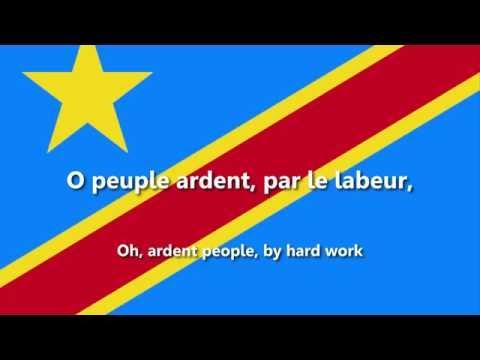 Democratic Republic of the Congo - National Anthem - Debout Congolais (ACAPPELLA VERSION)