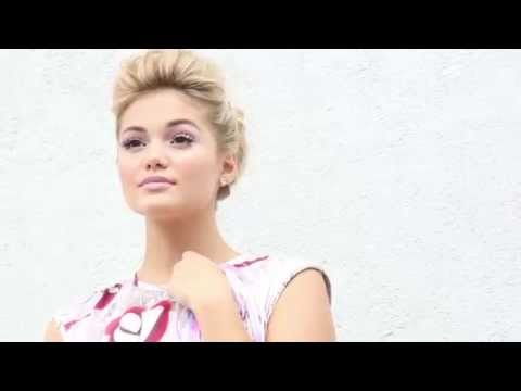 BeautyCoach.com Behind The Scenes With Olivia Holt #OHxBC