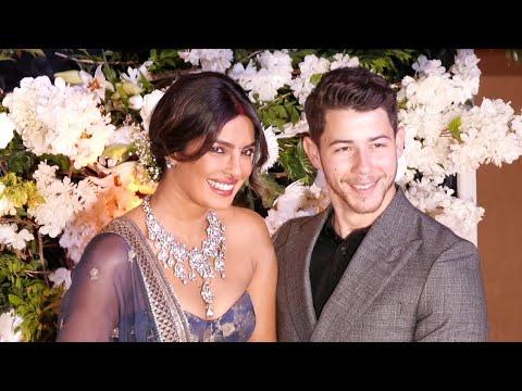 Priyanka Chopra, Nick Jonas host reception for friends, family in Mumbai Mp3