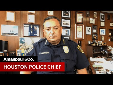 Why One Police Chief Is Speaking Up for People of Color | Amanpour and Company