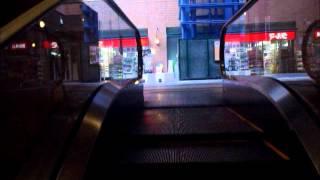 【HD】たいはっくるの短いエスカレーター