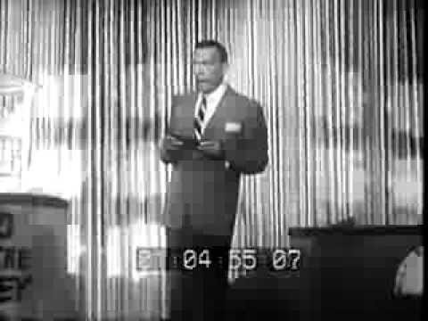 Fred Allen  Two for the Money Excerpts  1952