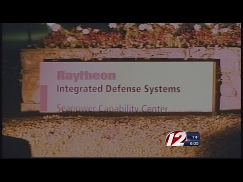 Raytheon lays off workers in RI, Mass.