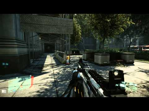 ★ Crysis 2 - Gameplay Lets Play #2, ft. Venom!