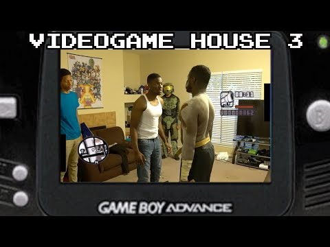 VIDEO GAME HOUSE 3