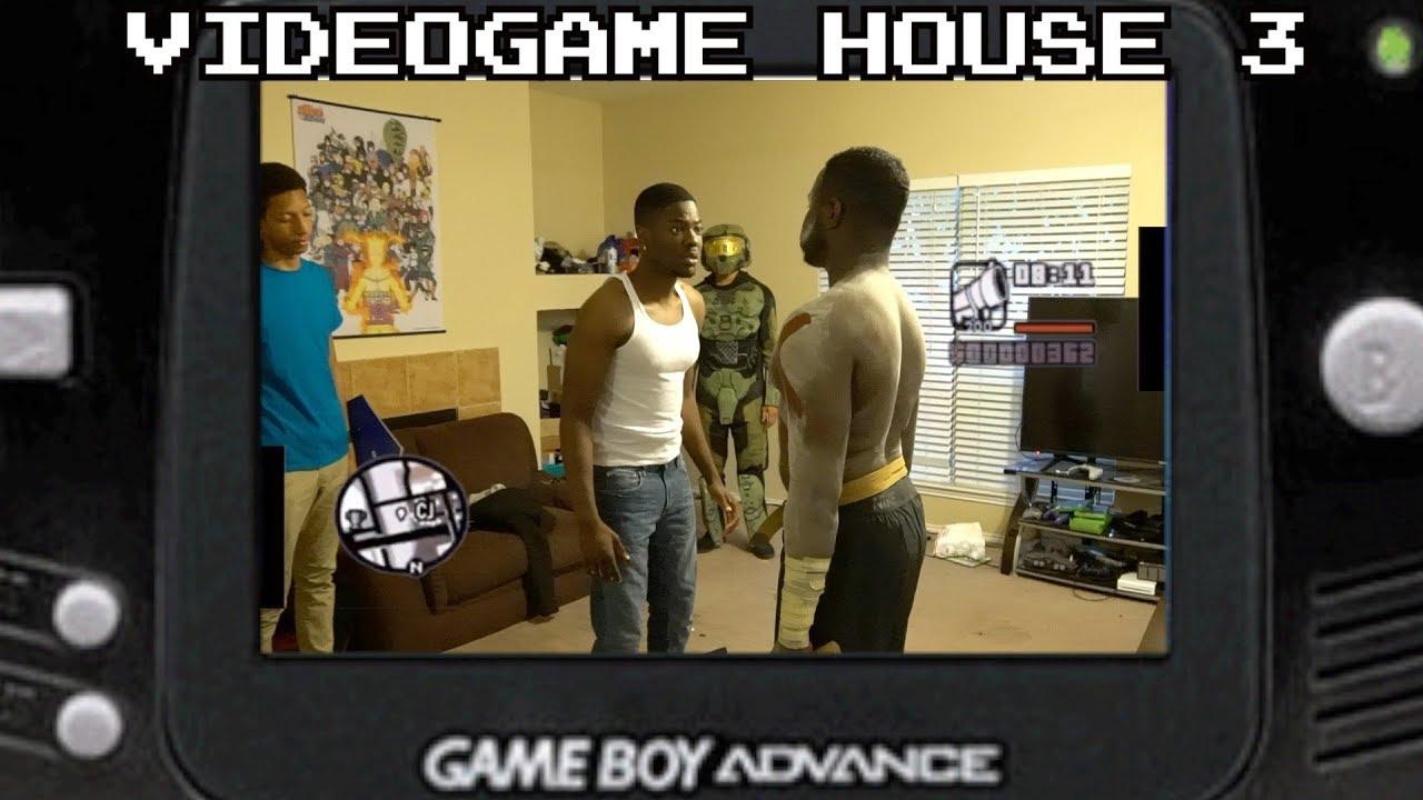 House 3 Games