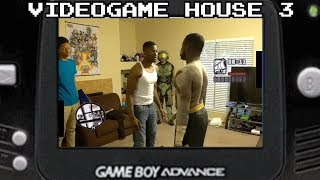 Video game house 3 -