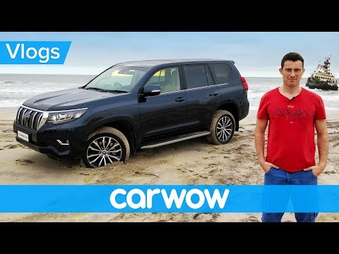 New Toyota Land Cruiser (Prado) 2018 review – see just how tough it is!