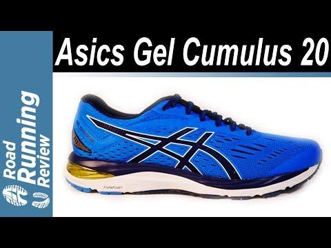 Asics Gel Cumulus 20 | ¡Salto de calidad brutal!