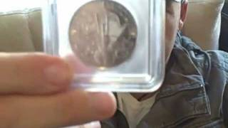 Silver Unboxing - Preservation of Wealth Numismatics